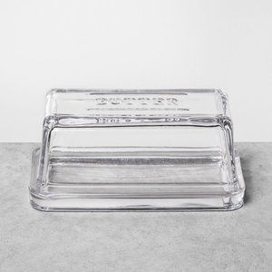 Hearth & Hand with Magnolia - Glass Butter Dish